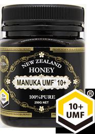 マヌカハニーUMF10+