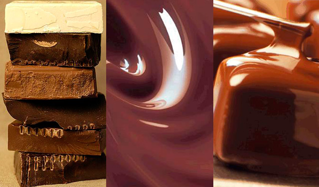 プレミアムチョコレートの製法