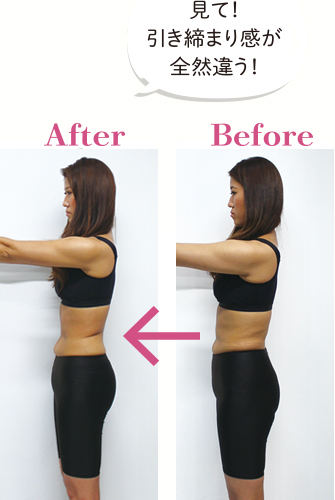 8週間のダービーチャレンジで体重-7.05kg、体脂肪率は-7%を達成。「周りから痩せた、キレイになったと言われる度に嬉しくなります。(津村さん)」
